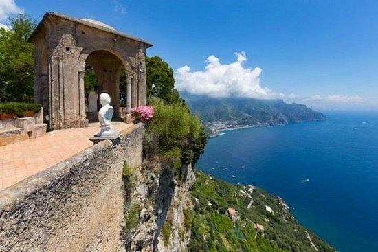 Villa Cimbrone à Ravello et Pompéi