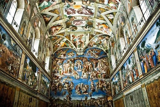 Sistine Chapel Tour and exclusive access to the Vatican's Secret Rooms: Sistine Chapel Tour and exclusive access to the Vatican's Secret Rooms