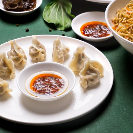 Dumplings & Noodles from China Street Food