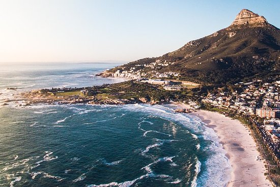 Camps Bay und Hout Bay Helikopter...