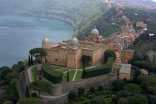 Cité du Vatican et Castel Gandolfo