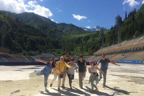 Excursão Privada em Almaty
