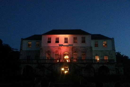 Lysende Lagune og Rose Hall Haunted...