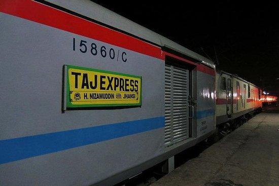 预算阿格拉一日游火车与午餐