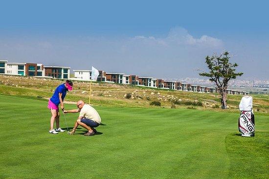 Tour de golf à Oulan-Bator