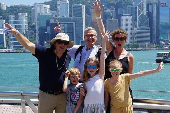 香港のプライベートツアー - 初回タイマー