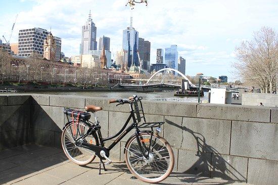 The eBike Butler: Southbank Melbourne