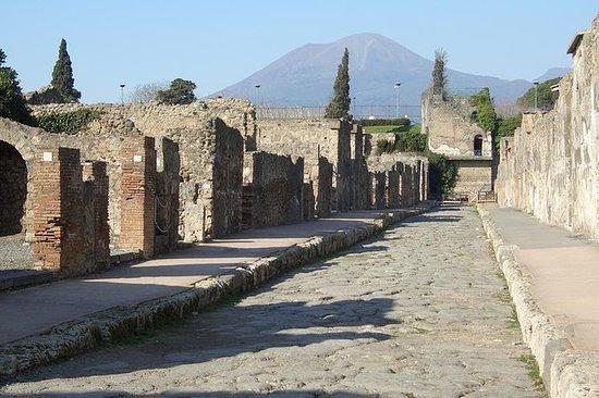 Vinter dagstur til Pompeji, Positano...
