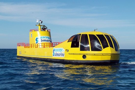 Sottomarino a Hurghada