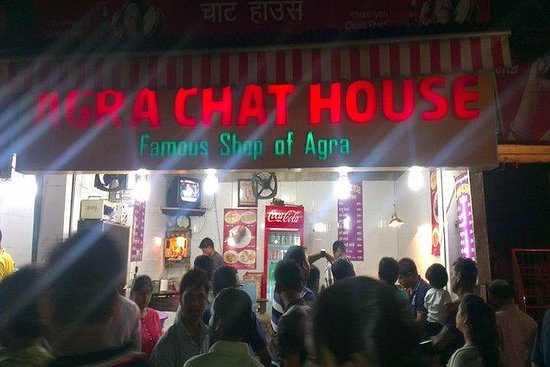 Savoury Agra Chat