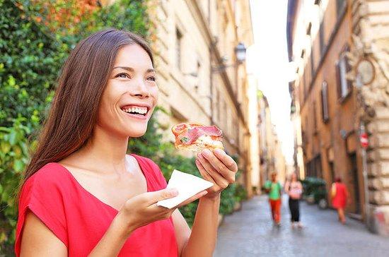 Rome Street Food Tour fra Campo dei...