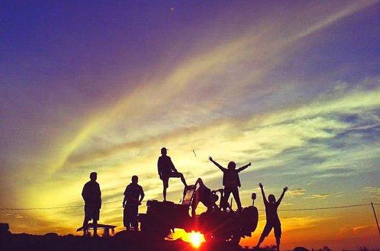 Merapi Sunrise by Jeep & Jomblang...