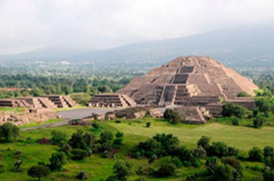 TEOTIHUACAN & GUADALUPE SHRINE (Private): TEOTIHUACAN & GUADALUPE SHRINE PRIVADO