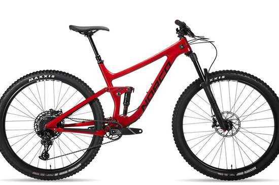Carbon All Mountain Full Suspension...