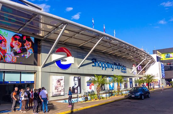 Shopping Tour in Paraguay from Foz do...