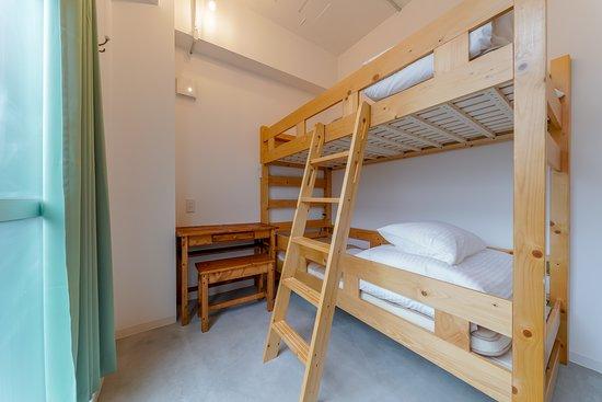 2F,3Fツインルーム/twin-bedded room