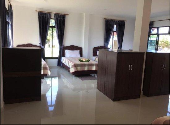 Moon Detox Thailand: The dorm