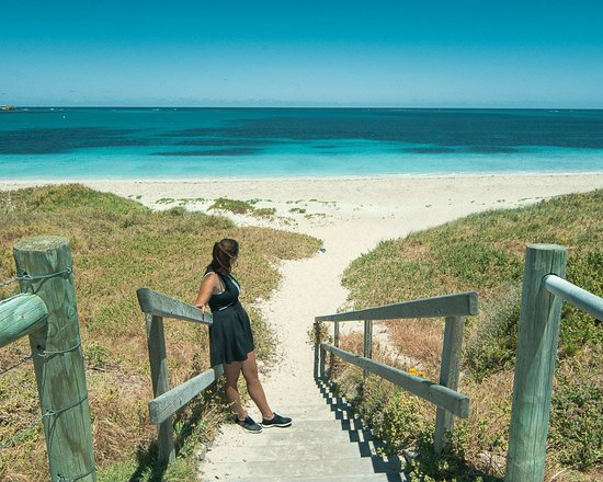 Gorgeous place just south of Perth, Safety Bay.