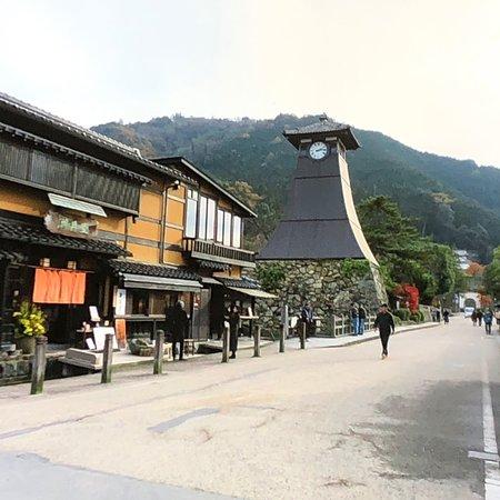 日本最古の時計台ですよ🤗