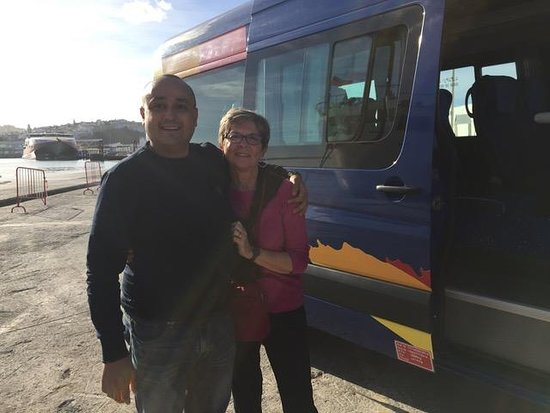 Achraf's Private tours: Cruise To Tangier Morocco