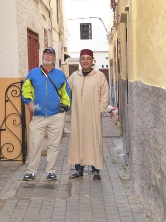 Achraf's Private tours: Tangier Kasbah Private tour