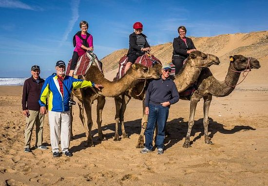 Achraf's Private tours: Tangier Camel ride