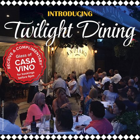 Twilight Dining at Abbotsford