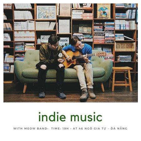 To Caphe: amazing Indie music and vintage jazz