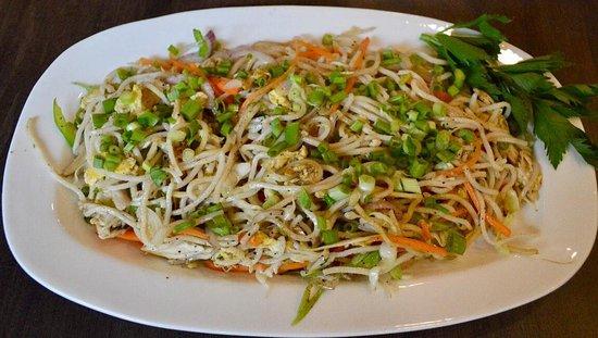 Sechwan Fried Rice