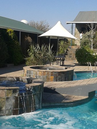 Windhoek, Namibia: arrebuch lodges
