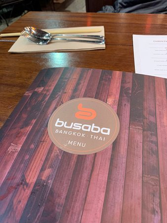 Busaba Westfield London Photo