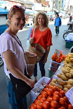 At the market/na trhu