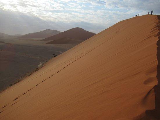Namib-Naukluft National Park: dune 150 mètres