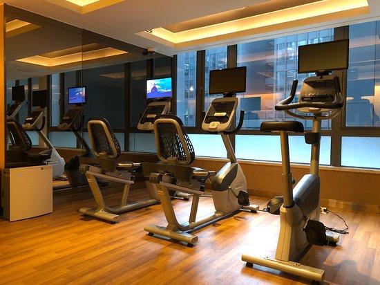 Tianfu Square Serviced Suites by Lanson Place: Private Gym