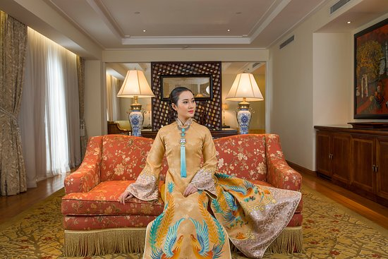 Indochine Palace: Grand Suite