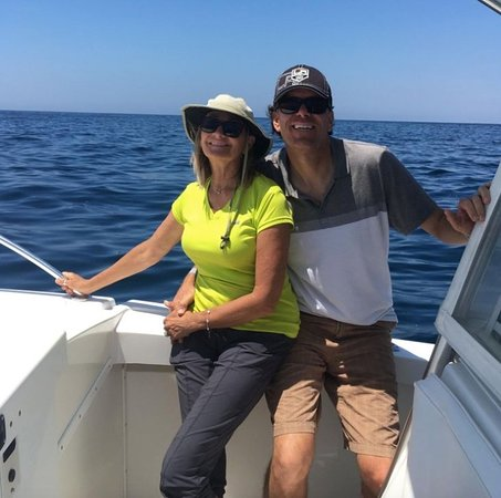 """East Meets West Excursions: Newport Beach's premier Dolphin and Whale Watching Tour. Sunset Harbor Cruise also available.  We specialize in charters of 6 person(s) or less so we can provide you with the comfort and attention you deserve. Family-Friendly. Kid Friendly.  """"Capturing lifetime memories with each trip!""""~ Captain Nick Daily Trips. Book Online: www.emwexcursions.com"""