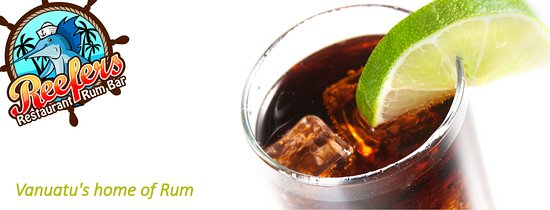 Reefers Restaurant & Rum Bar: Rum Bar