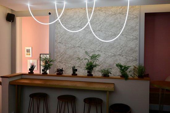 Good Day Cafe: Upstairs Bar