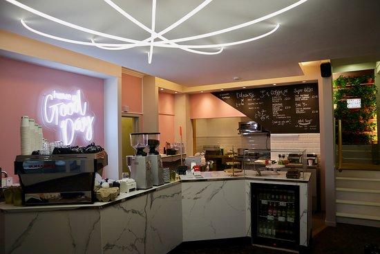 Good Day Cafe: Coffee Bar