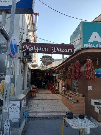 Urla, Turkey: Malgaca Pazarı