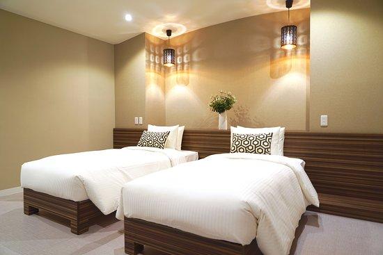 Corner Twin Room (Annex)