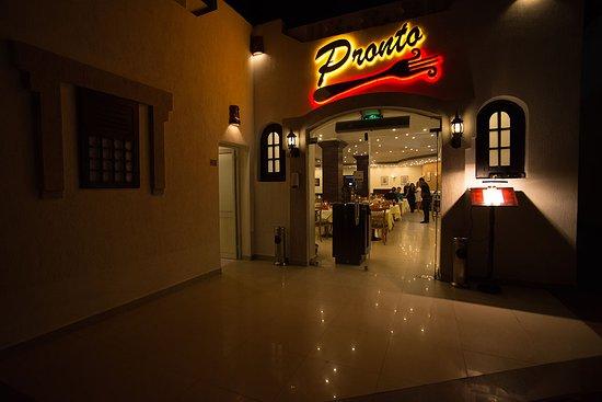 Pronto Main Restaurant