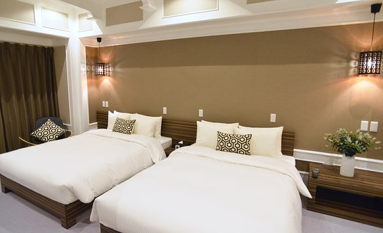 Hotel 88 Shinsaibashi: Superior Twin Room (Main Building)
