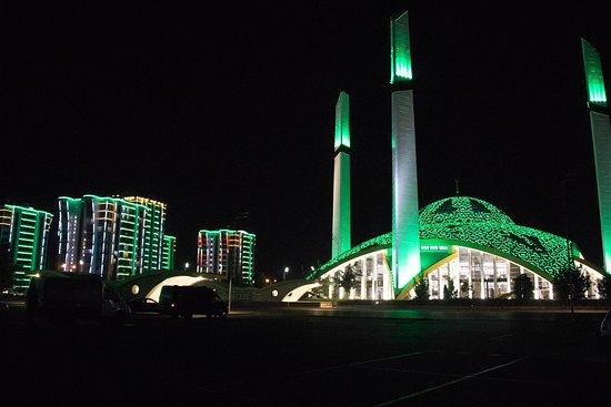 Argun mosque