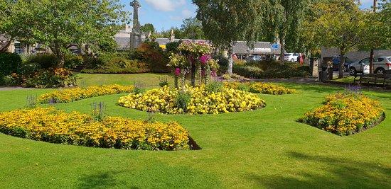 Pitlochry War Memorial and Garden