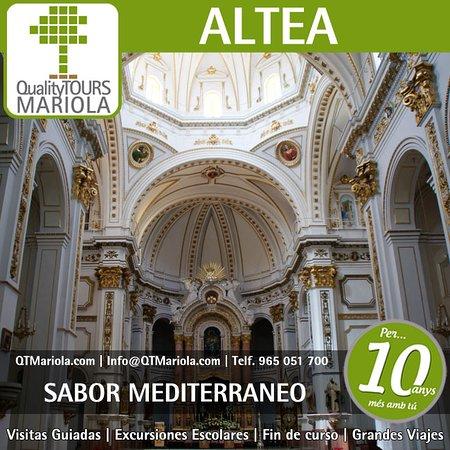 Алтея, Испания: Visita guiada a la población de Altea, pura Costa Blanca en pleno Mediterráneo