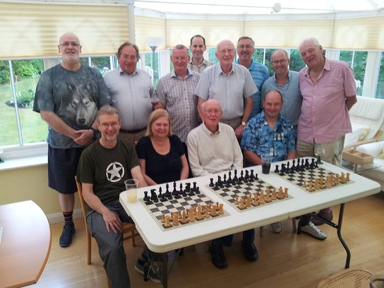 ‪Camberley Chess Club‬
