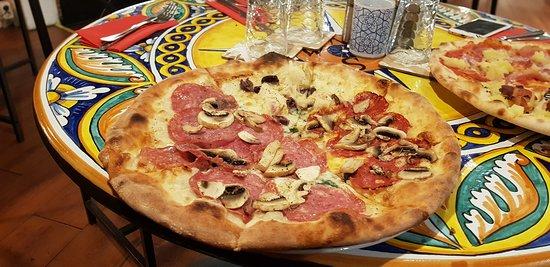 La Polpetta: Pizza