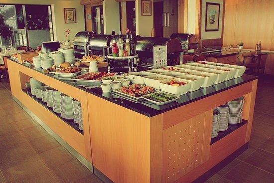 Melia Castelo Branco: Breakfast Buffet