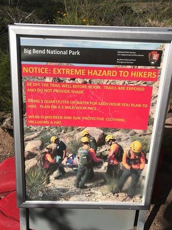More warnings!